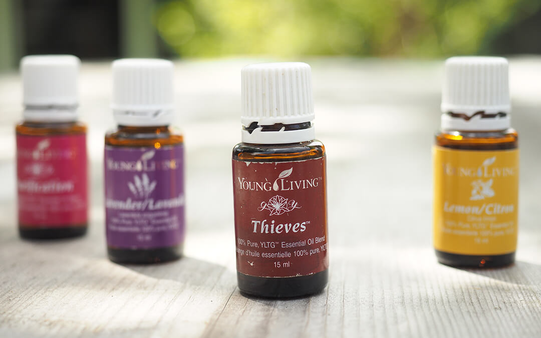 Summer Cheat Sheet: Essential Oils for Everyday Ailments